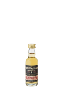 GlenDronach The Hielan' Aged 8 Years Miniature