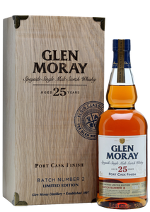 Glen Moray 25 Year Old Port Finish