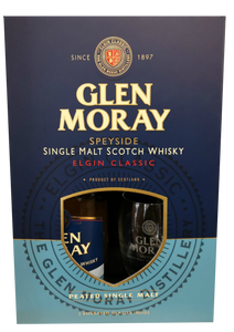 Glen Moray Peated Whisky Glass Set