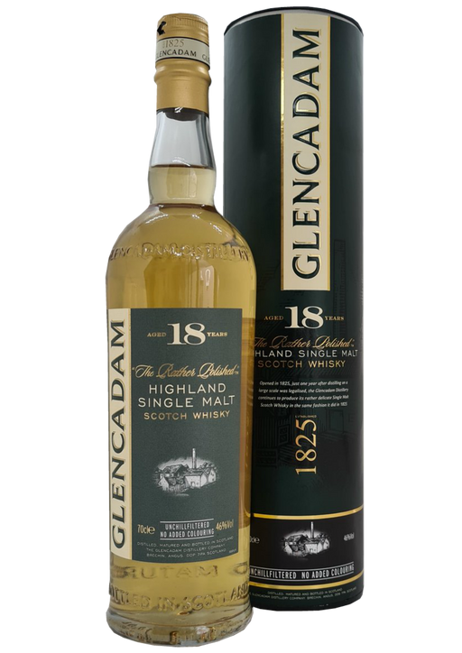 Glencadam 18 Year Old