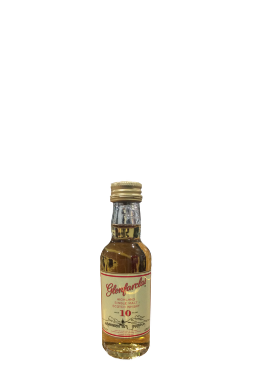 Glenfarclas 10 Year Old Miniature