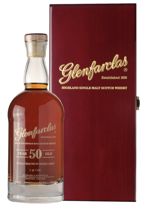 Glenfarclas 50 Year Old Limited Release