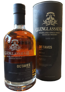 Glenglassaugh Octaves Batch 2 Peated