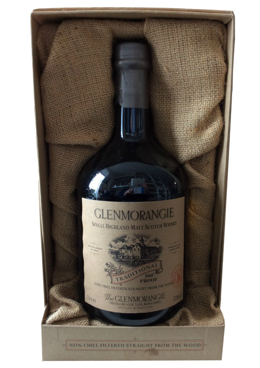 Glenmorangie Traditional 100° Proof