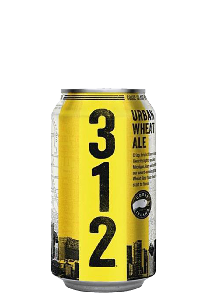 Goose 312 Urban Wheat Ale