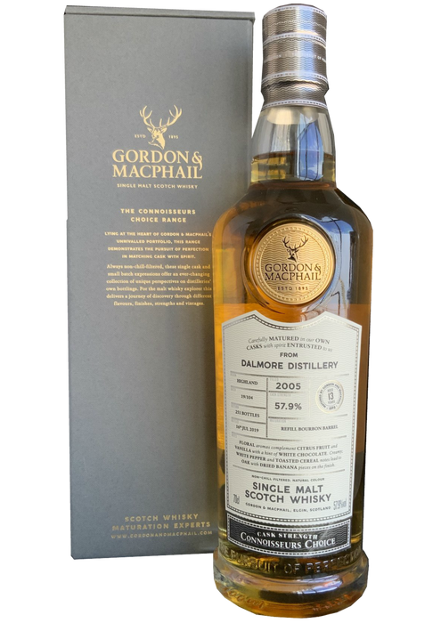 Gordon & MacPhail Dalmore 2005 13 Year Old Connoisseurs Choice