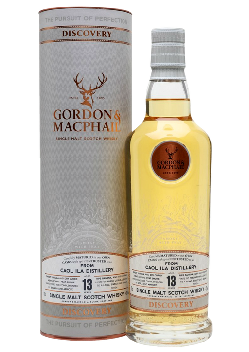 Gordon and MacPhail Discovery Series Caol Ila 13 Year Old