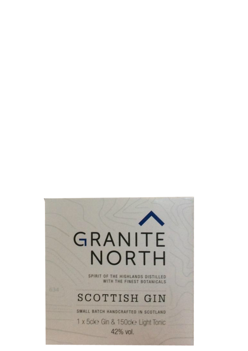 Granite North 5cl Miniature Gift Set