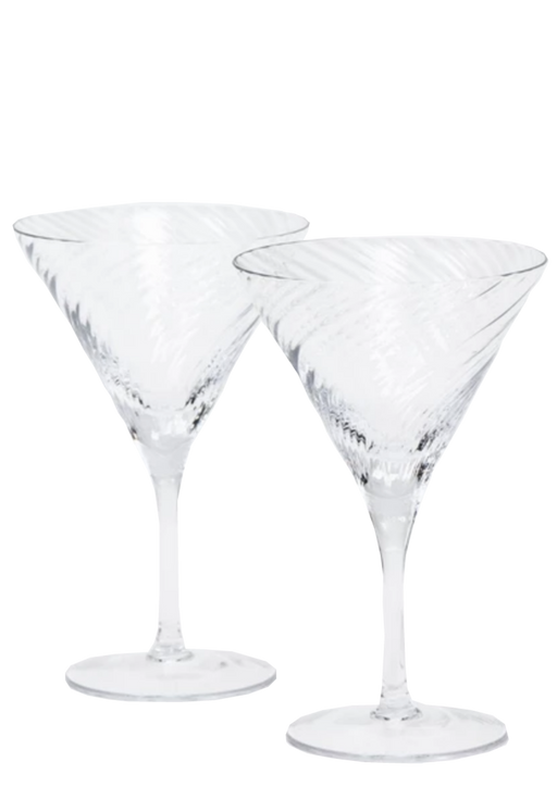 Harris Martini Glass Set