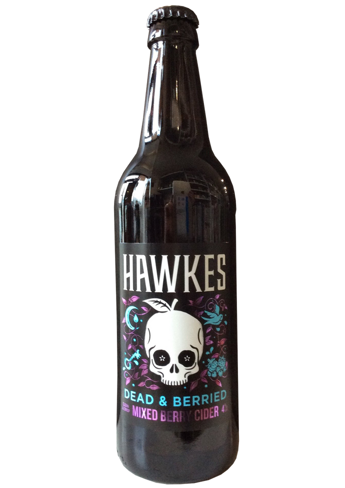 Hawkes - Dead and Buried Mixed Berry Cider