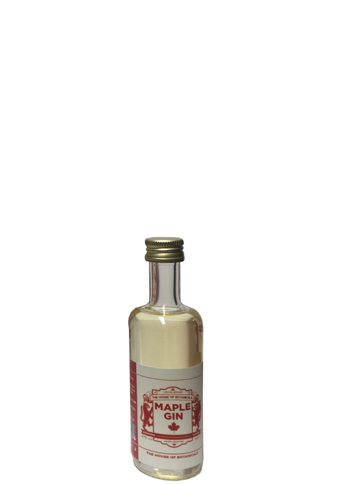 House of Botanicals Maple Gin Miniatures