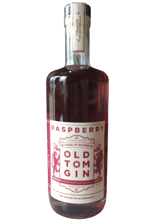 House of Botanicals Raspberry Old Tom Miniature