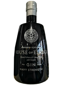 House of Elrick Navy Strength