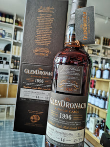 GlenDronach Single Cask 14 Year Old 1996