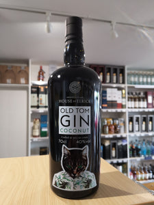 House. Of Elrick Coconut Old Tom Gin
