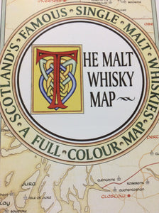 The Malt Whisky Map