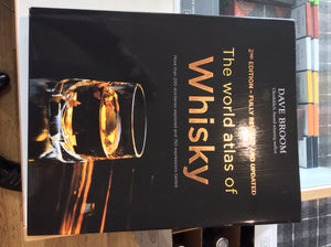 Dave Broom's World Atlas of Whisky 2nd Edition