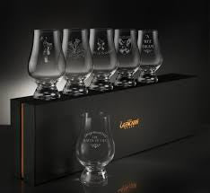 Glencairn Scottish glass set