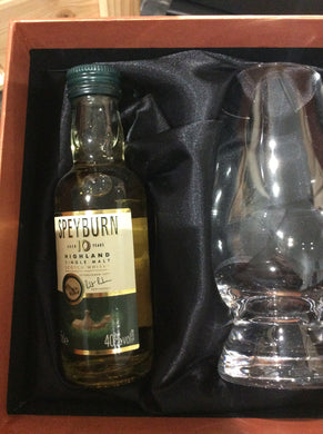 Glencairn Glass in presentation box