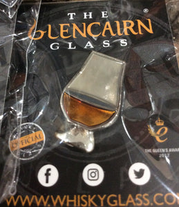Glencairn lapel badge pins