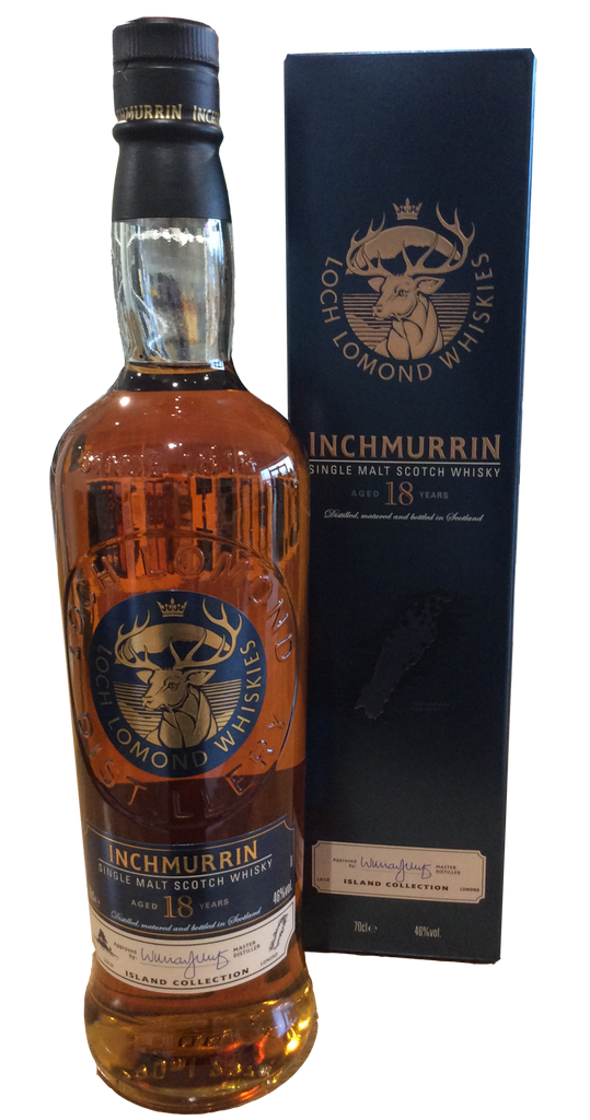 Loch Lomond Inchmurrin 18 Years Old