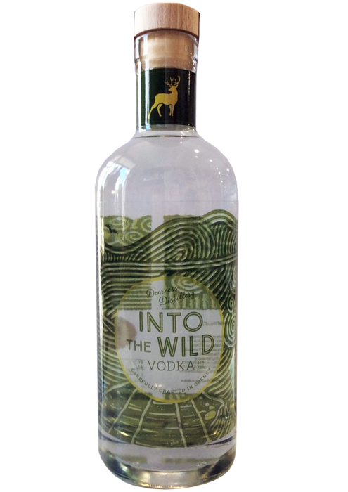 Into the Wild Deerness Vodka