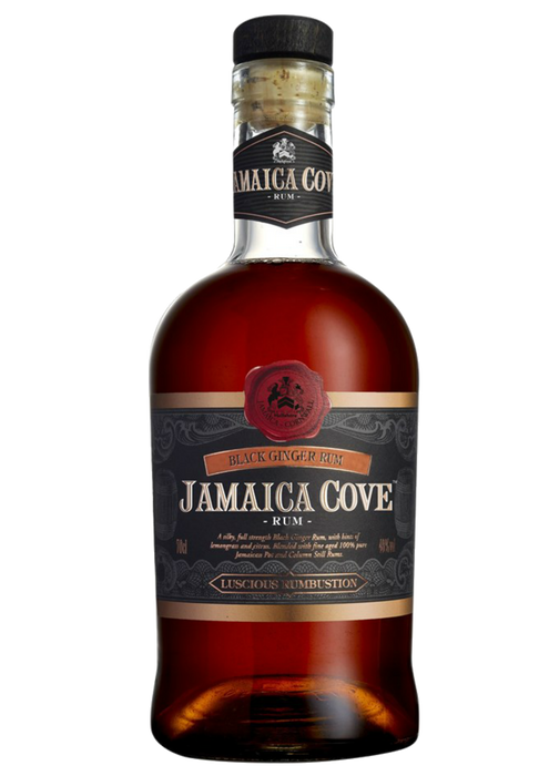 Jamaica Cove Black Ginger Rum