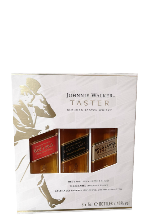 Johnnie Walker Trio Pack