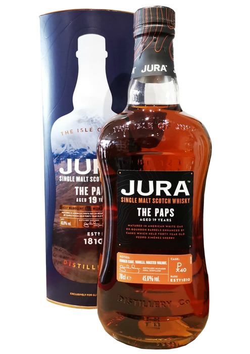 Jura The Paps 19 Year Old