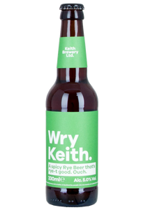 Keith Brewery - Wry Keith