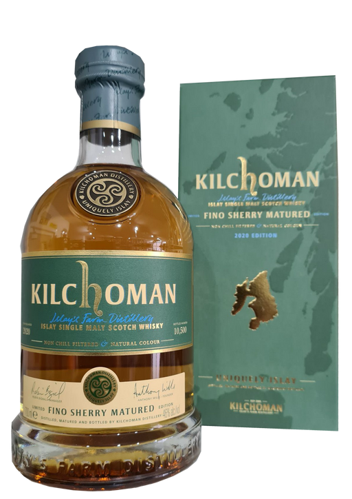 Kilchoman Fino Sherry Matured Limited Edition