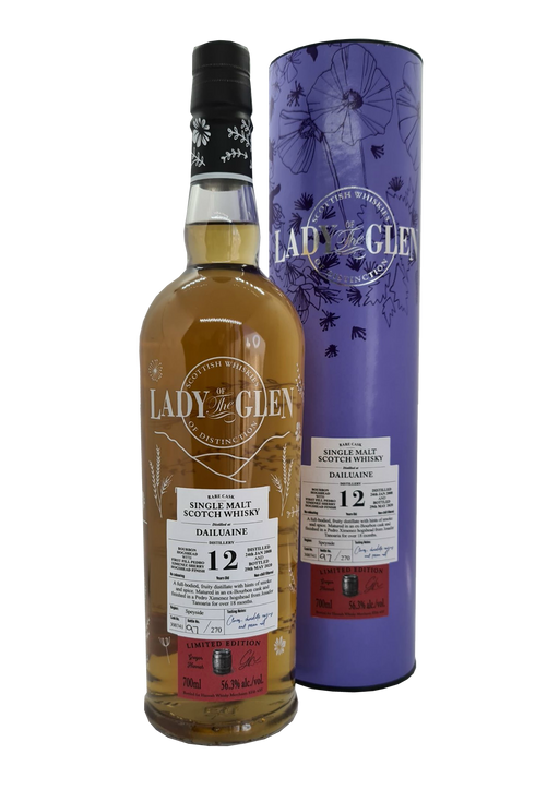 Lady of The Glen Dailuaine 12 Year Old