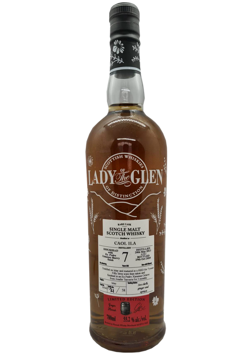 Lady of the Glen Caol Ila 7 Year Old