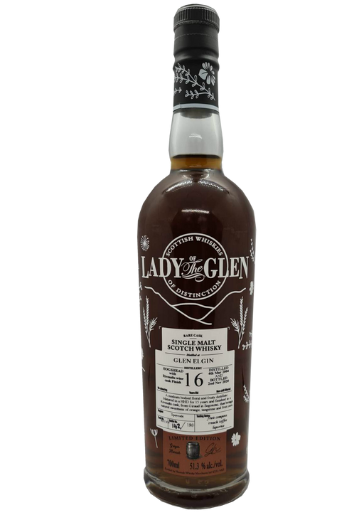Lady of the Glen Elgin 16 Year Old Rivesalts Finish