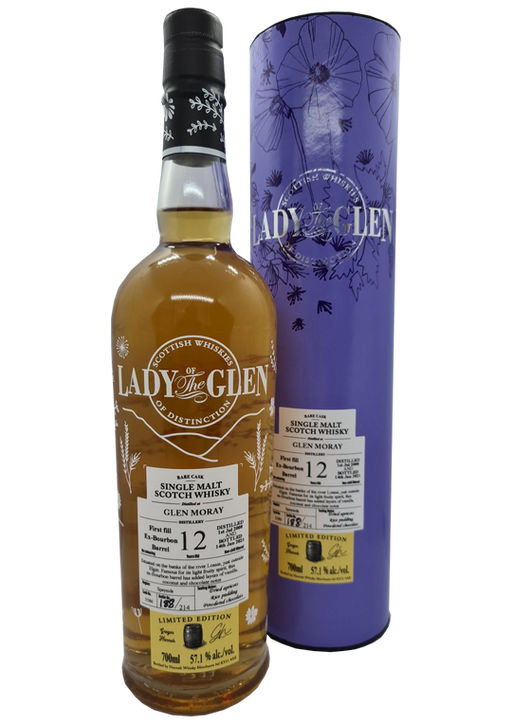 Lady of the Glen Glen Moray 12 Year Old