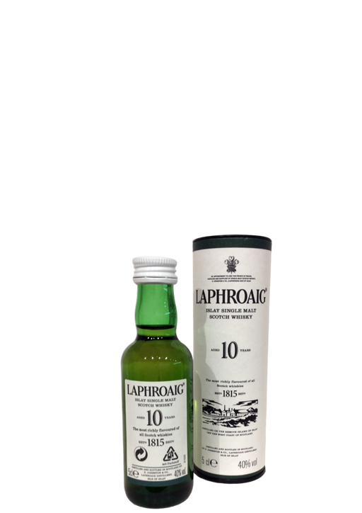 Laphroaig 10 Year Old 5cl miniature
