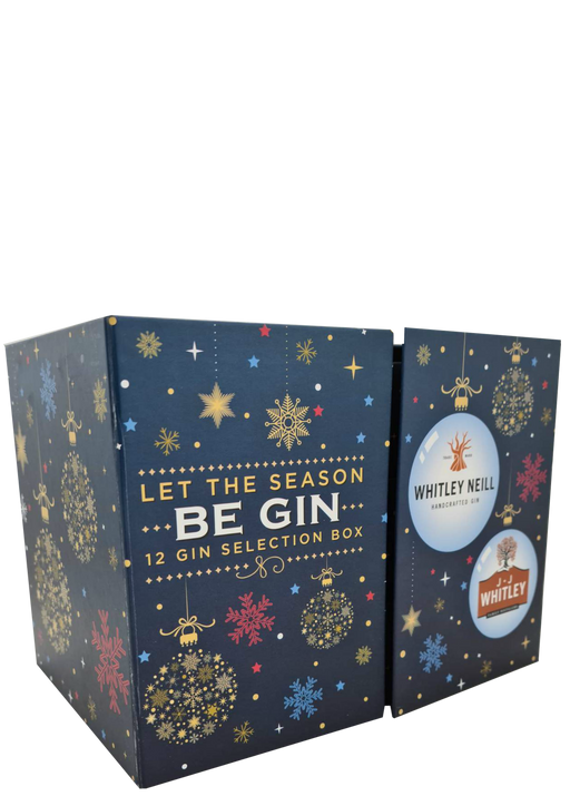 Let the Season Be Gin 12 Gins of Christmas
