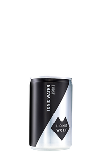 Lone wolf Tonic cans