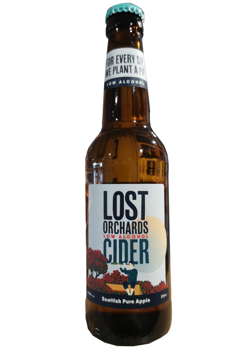 Lost Orchard (Low Alcohol) Pure Apple Cider