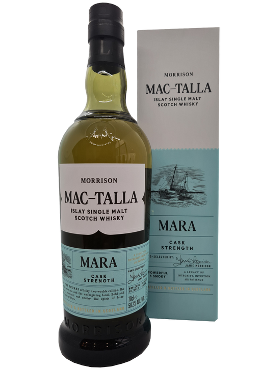Morrison Distillers Mac-Talla Mara Single Malt