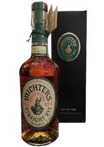 Michters no 1 Straight Rye