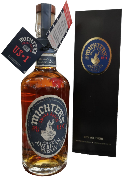Michters No1 Whiskey