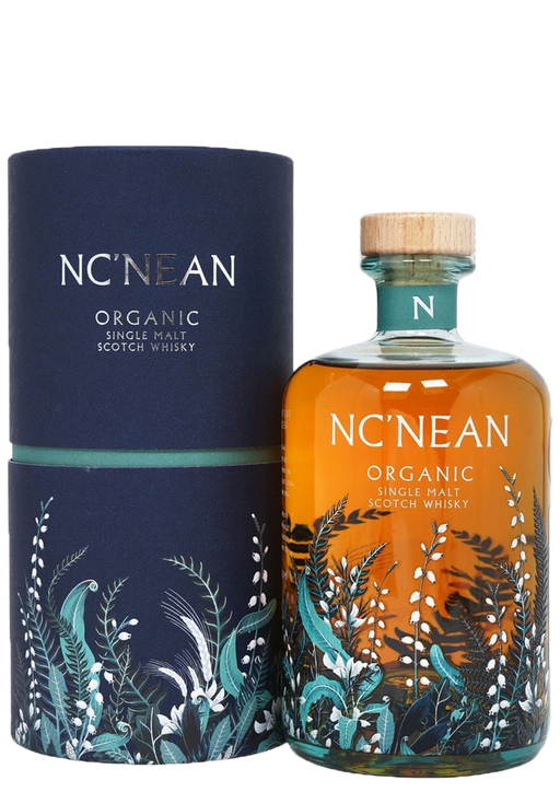 Nc'Nean 2nd Batch Organic Single Malt with Gift Box