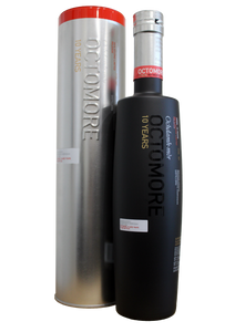 Octomore 10 Year Old Second Limited Release