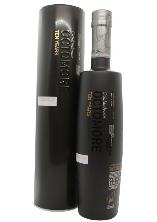 Octomore 10 Year Old 2020 Edition