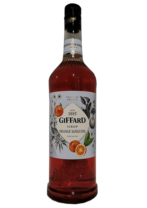 Giffard Blood Orange Syrup