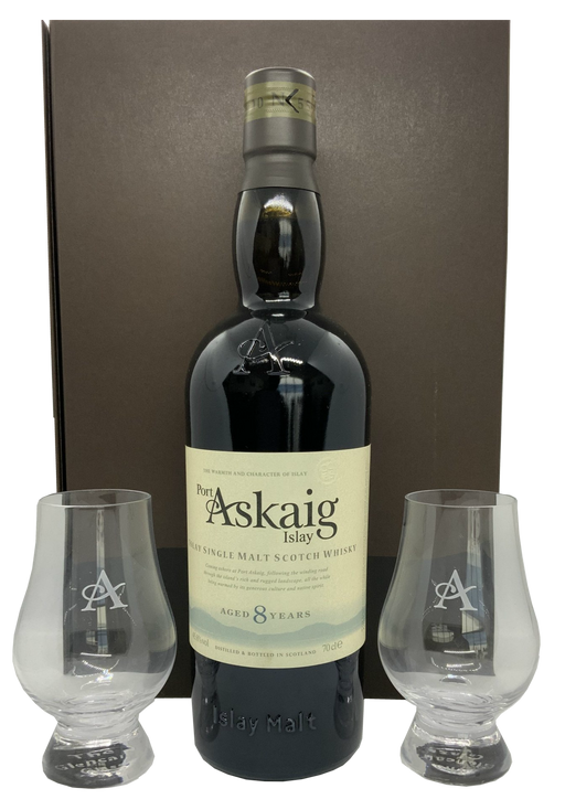 Port Askaig 8 Year old Gift Set