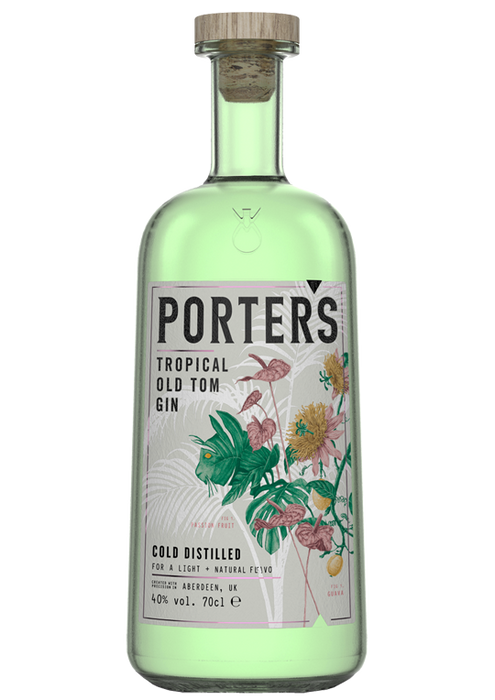 Porters Gin Tropical Old Tom