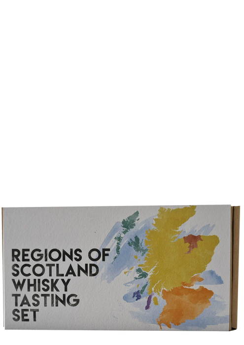 Regions of Scotland Tasting Set