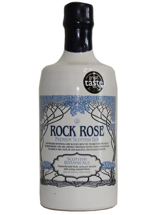 Rock Rose Scottish Gin